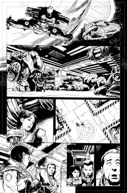 Starcraft Shadow Wars, page 1