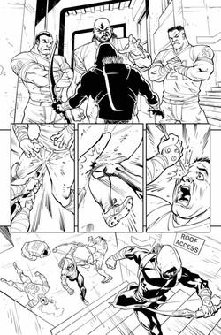 Green Arrow #14 page 11