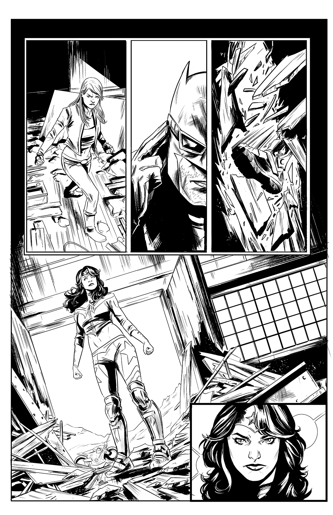 Gotham City Garage #11 page 10