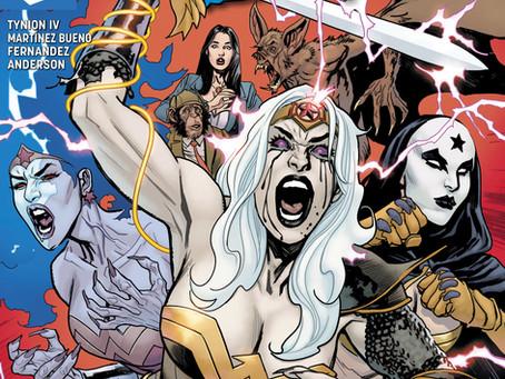 On Sale Today! Justice League Dark #19, with art by Alvaro Martínez Bueno and Raül Fernández!