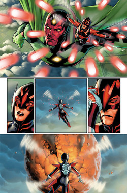 Avengers #672, page 12