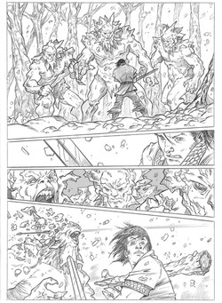 Thor sample page 1