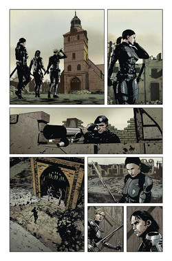 Lazarus #26 page 22