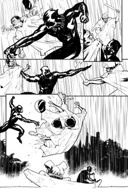Rise of the Black Panther #2, page 2