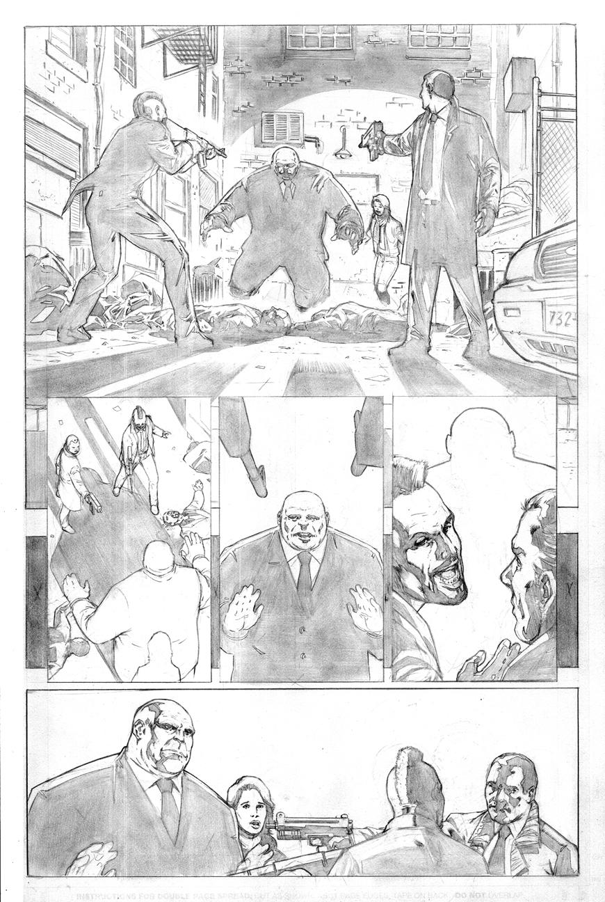 Kingpin #4 page 1
