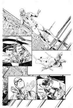 Monsters Unleashed - Dr. Strange page 12