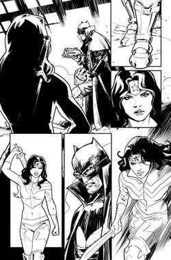 Gotham City Garage #12, page 1