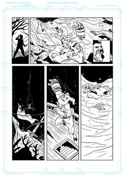Hellboy, Midnight circus sample, p27
