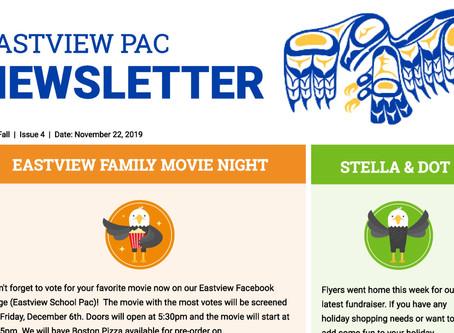 Newsletter - November 22nd