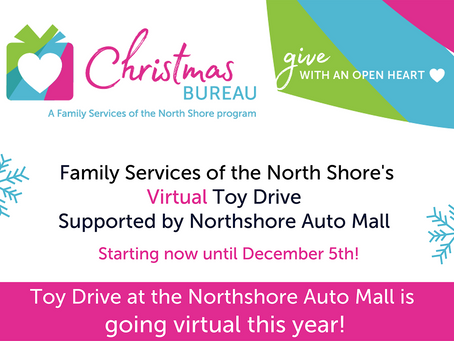 Christmas Bureau - Toy Drive