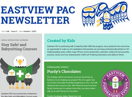 Newsletter - October 1st