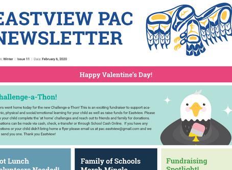 Newsletter - February 14th
