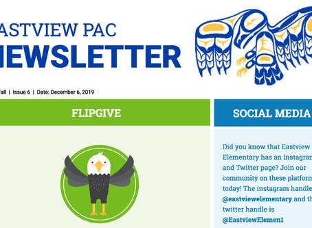 Newsletter - December 6th