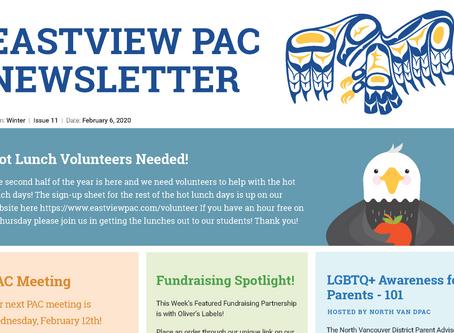 Newsletter - February 6th