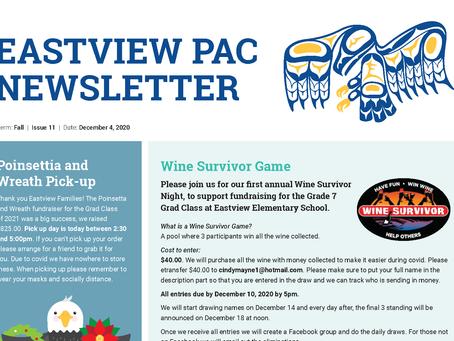 Newsletter - December 4th