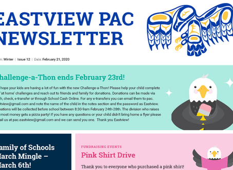 Newsletter - February 20th