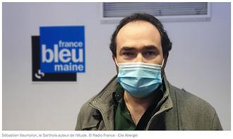 Sébastien Vaumoron France Bleu 2020-11-1