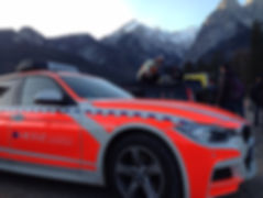 Feuerwehr Stund Stuntabsicherung Feuerlöscher Hochdrucklöschanlage Löschanlage ATV Polaris Filmservice Set SetMedic Sanitäter Löschzug TLF