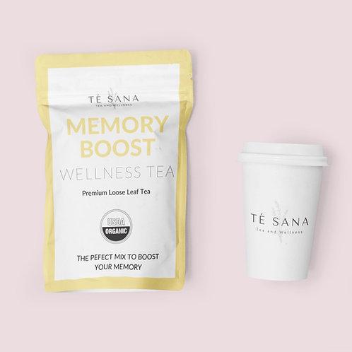 MEMORY BOOST WELLNESS TEA