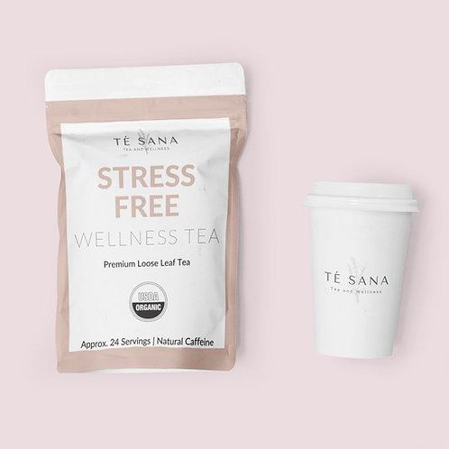 STRESS FREE WELLNESS TEA