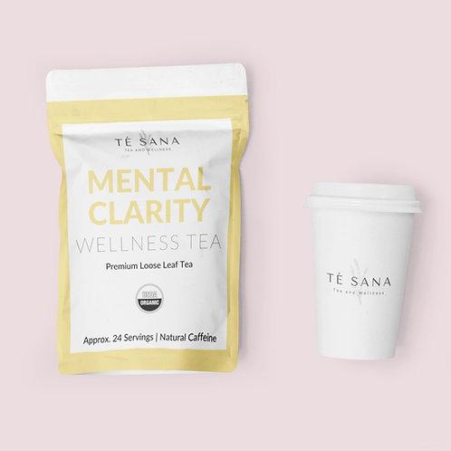 MENTAL CLARITY WELLNESS TEA