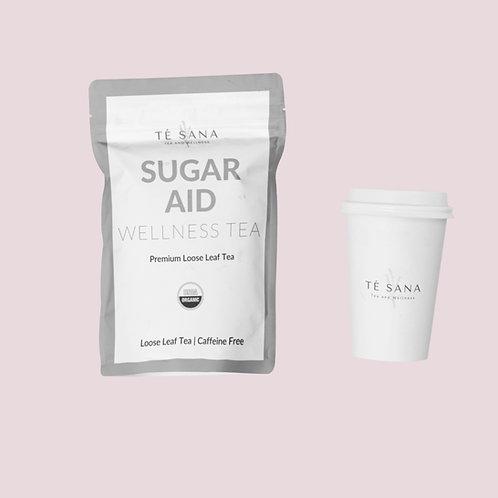 SUGAR AID WELLNESS TEA