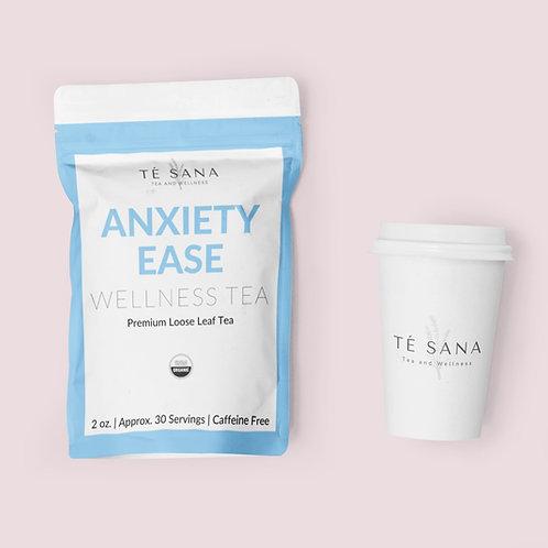 ANXIETY EASE WELLNESS TEA