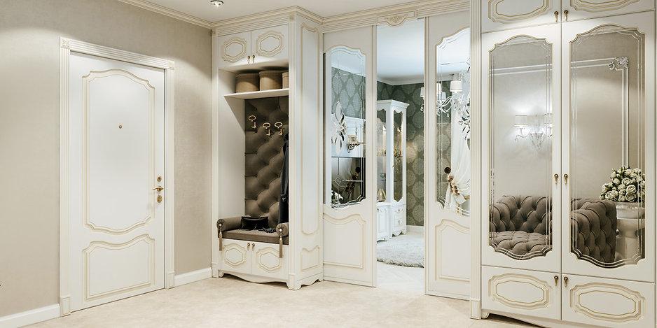 Двухсторонние двери Аристо коллекции Вер