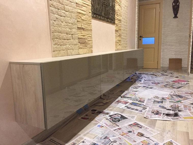 гостинная Rezident мебель фото работы портфолио мебель на заказ тц формат мытищи химки королев пушкино
