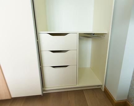 шкаф с ящиками белыми брючница мытищи