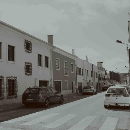 רחוב בפורטוגל