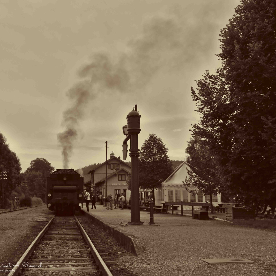 רכבת בכרומו