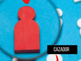 Conviértete en CAZADOR DE TALENTOS