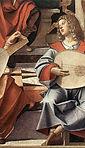Les Sales Caractères Détail tableau de Bartolomeo Montagna (1450-1523)