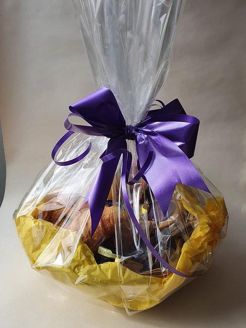 Breakfast basket for one
