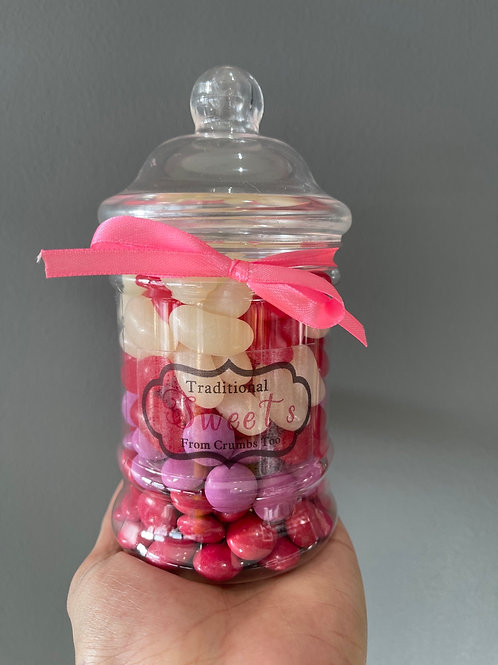 Jelly beans jar