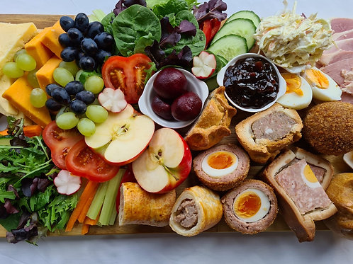 The Family Father's Day Feast(Platters for 4)