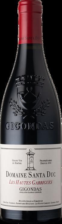 Les Hautes Garrigues - Gigondas