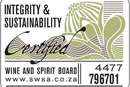 Integrity and Sustainability seal