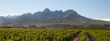 The mighty Helderberg