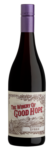 The Winery of Good Hope Mountainside Syrah