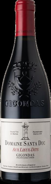 Aux Lieux - Dits - Gigondas