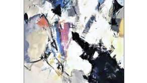 Artist Mary Ann Flynn Fouse -Modern Abstract Collection