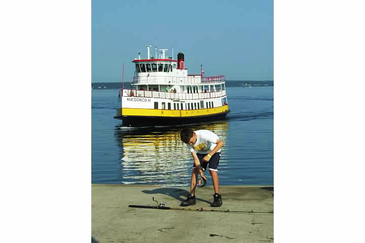 Long islander October 2014 - boy and ferry2