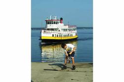 Long islander October 2014 - boy and ferry2