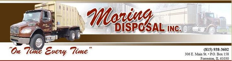 Moring Disposal