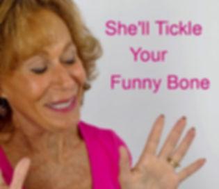 Sandra Risser - MyTBS- Hire A Comedian