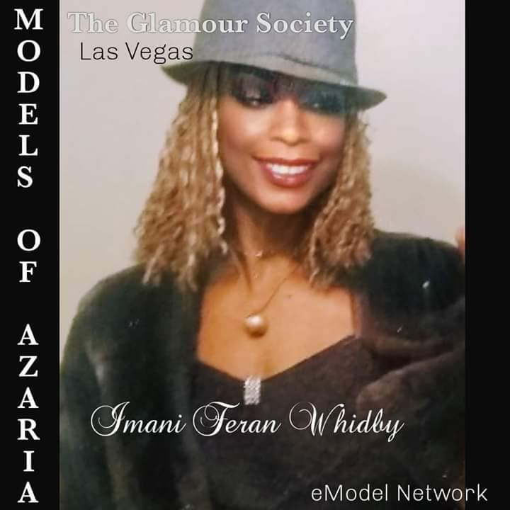 IMANI WHIDBY THE MODEL