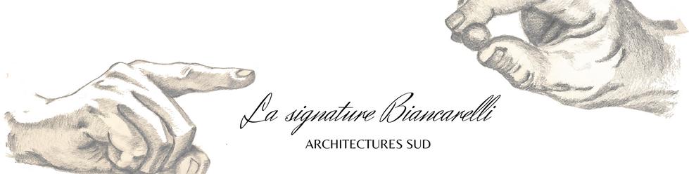 La signature Biancarelli