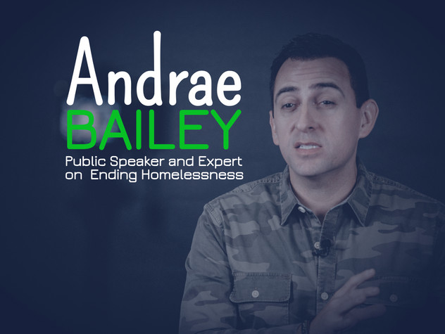 Andrae Bailey: Public Speaker